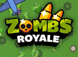 ZombsRoyale.io Free Online Game