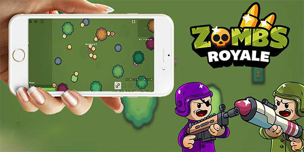 Zombs Royale Multiplayer Free Online
