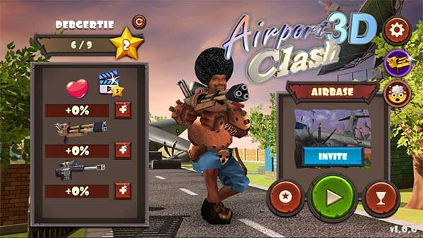 Play Airport Clash 3D Online