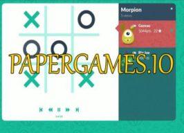 PaperGames.io