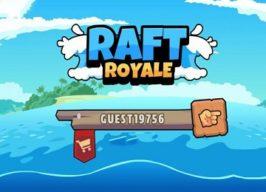 Raft Royale.io